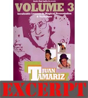 4 Aces video DOWNLOAD (Excerpt of Lessons in Magic Volume 3) by Juan Tamariz