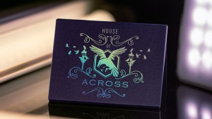 Across (Blue) by The House of Crow