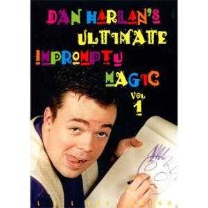 Ultimate Impromptu Magic Vol 1 by Dan Harlan video DOWNLOAD