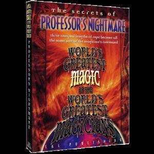Professor's Nightmare (World's Greatest Magic) By L&L Publishing video DOWNLOAD