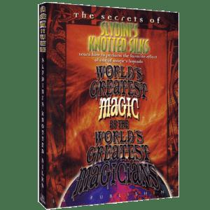 Slydini's Knotted Silks Magic (World's Greatest Magic) video DOWNLOAD