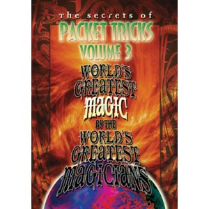 The Secrets of Packet Tricks (World's Greatest Magic) Vol. 3 video DOWNLOAD