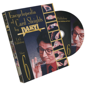 Encyclopedia of Card Daryl- #6, DVD