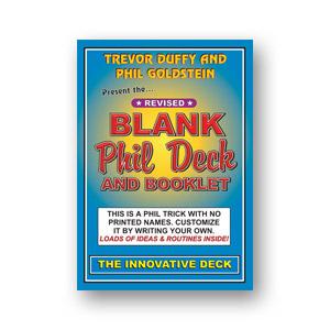 Blank Phil Deck