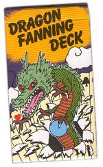 Dragon Fanning Deck Royal