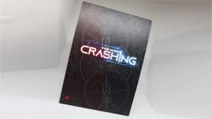 CRASHING RED by Robby Constantine