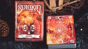 Solokid Constellation Series V2 (Aries) Playing Cards by BOCOPO