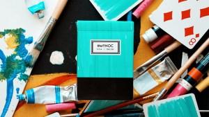 MYNOC: Brush Edition Playing Cards