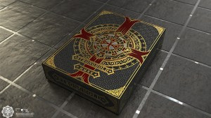 Stronghold Crimson Special Edition Playing Cards