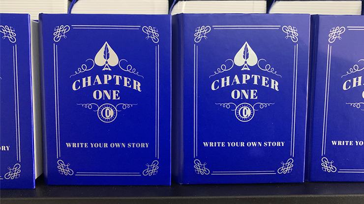 Chapter One (Cover and Deck) Playing Cards