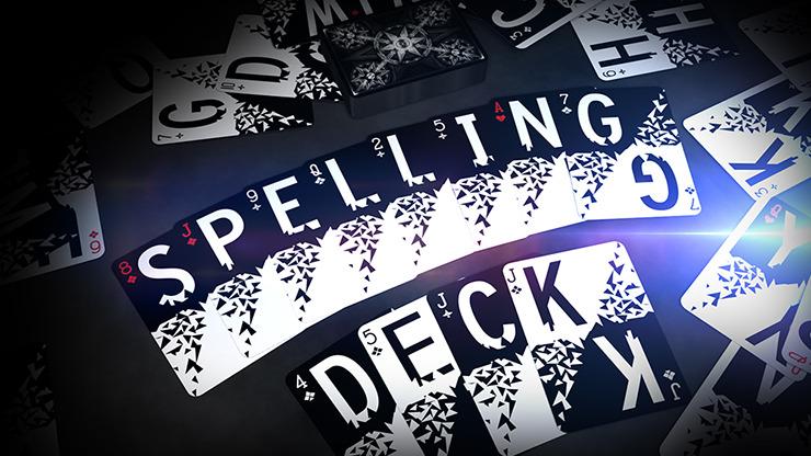 WTF Blades Spelling Decks by De'vo vom Schattenreich and Handlordz