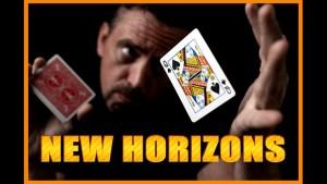 New Horizon by Matthew Wright