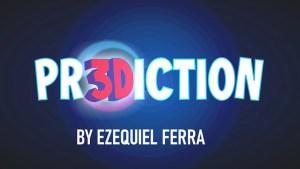 PR3DICTION BLUE by Ezequiel Ferra