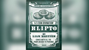 Klipto - A 3 Coin Divination by Liam Montier