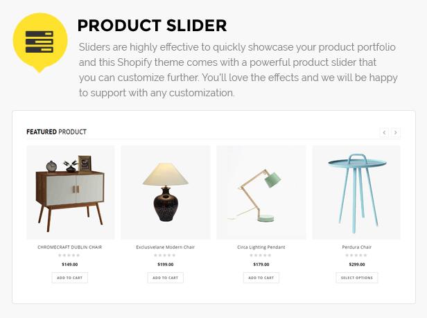 furniture shopify theme
