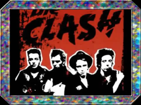 The Clash - Rock the Casbah 1982