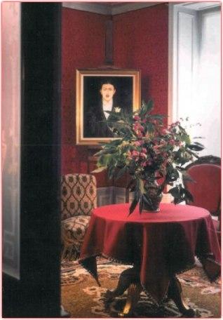 Μουσείο Προυστ - Το κόκκινο σαλόνι