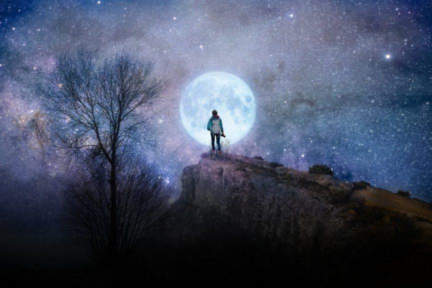 Nouvelle lune du 6 mars 2019