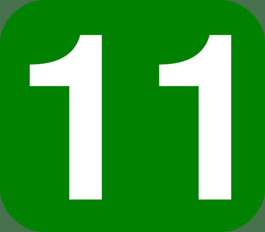 Numérologie du maître nombre 11