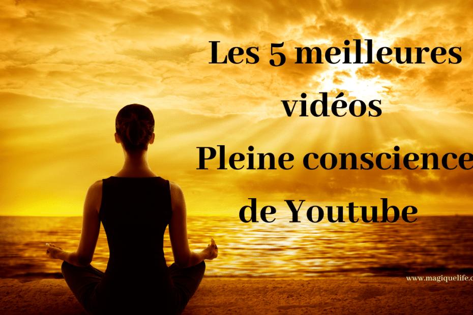 Pleine conscience Youtube