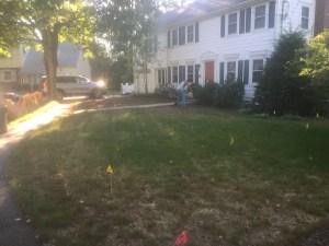 M.A.G. Irrigation lawn sprinklers