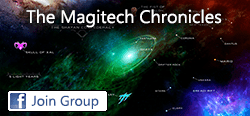 The Magitech Chronicles Group on Facebook