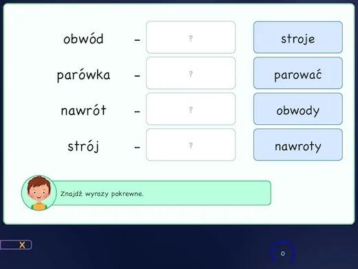Zasady ortograficzne - co to są wyrazy pokrewne?