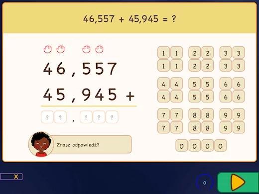 In deze oefening leer je getallen met decimalen kolomsgewijs optellen.