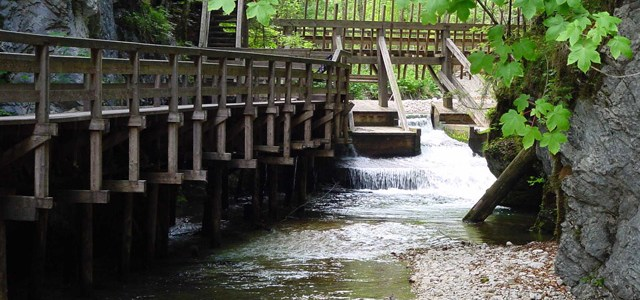 Genuss und Fluss – Erlebniswelt Mendlingtal 5. Mai 2013