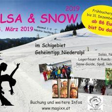 Jetzt Salsa & Snow 2019 buchen