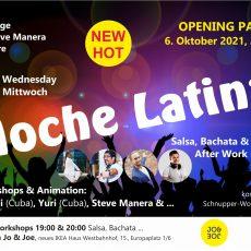 Noche Latina – Salsa, Bachata & Latin After Work Party