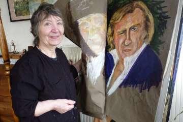 Précy-sur-Marne, peintre