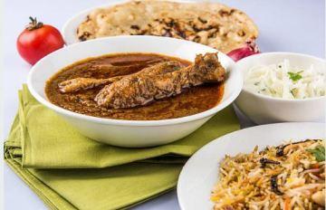 poulet madras