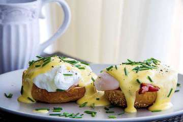 œufs pochés