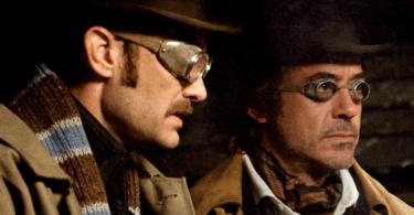 Immagine dal film Sherlock Holmes - Gioco di Ombre