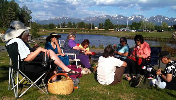 Evento KIP ad Anchorage in Alaska