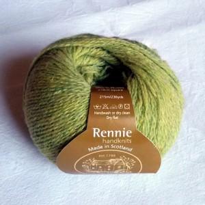 Il gomitolo di Rennie Unique Shetland