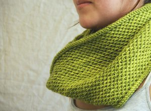 Honey Cowl di Antonia Shankland