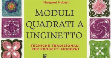 Moduli quadrati a uncinetto di Margaret Hubert