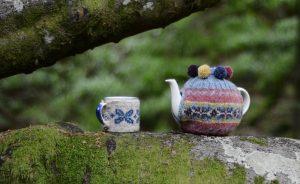 regali di Natale in stile baita Mabel McTavish Tea Cosy Janice Anderson