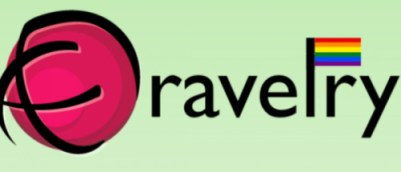 La versione per il Pride del logo di Ravelry