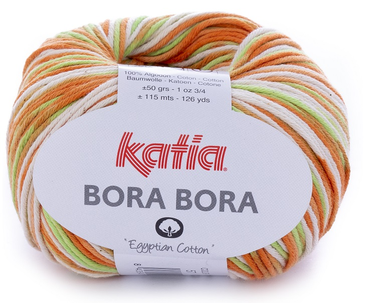 Gomitolo di Bora Bora, foto dal sito Katia