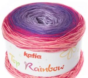 Gomitolo Katia Top Rainbow