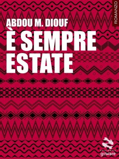 Copertina del libro di Abdou Diouf dal titolo è sempre estate