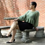 Maglione in mohair Aura