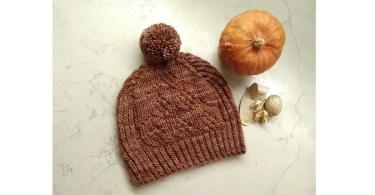 Campfire Hat di Myriam Forneris