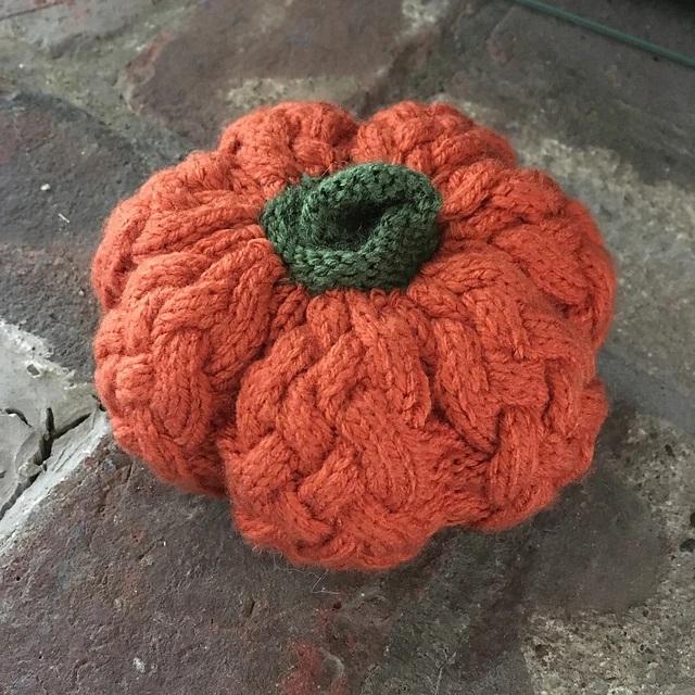Zucca a maglia di Kimberly Schutt