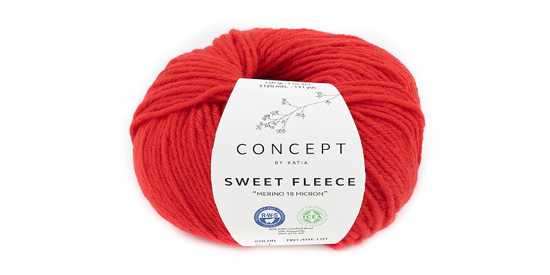 Sweet Fleece di Katia Concept