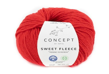 Sweet Fleece di Katia Concept