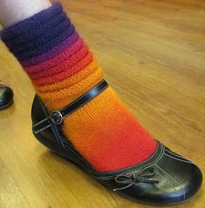 calze ai ferri